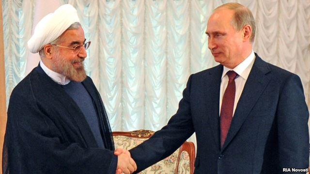 گفتوگوی تلفنی روحانی و پوتین: تاکید بر اجرای توافقات بیشکک