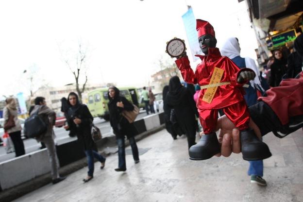 حال و هوای این روزهای ایران به روایت تصویر
