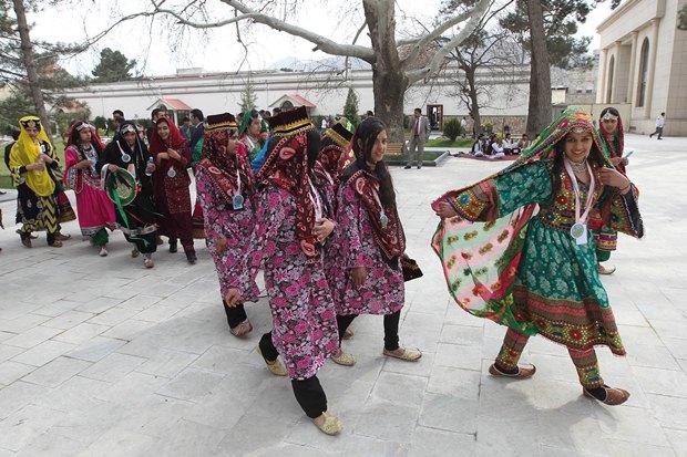 جشن جهانی نوروز در کابل به روایت تصویر