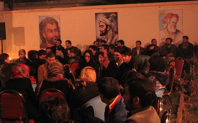 چهارشنبه سوری در کابل، بازگشت به آیین های کهن