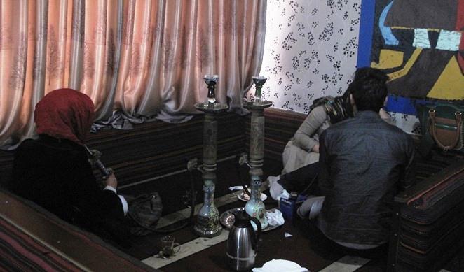 کافه گردی در کابل با طعم تهران