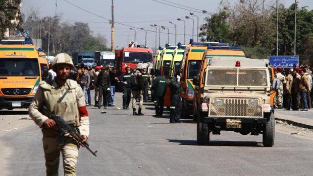 نخست وزیر مصر: دست تروریسم باید قطع شود