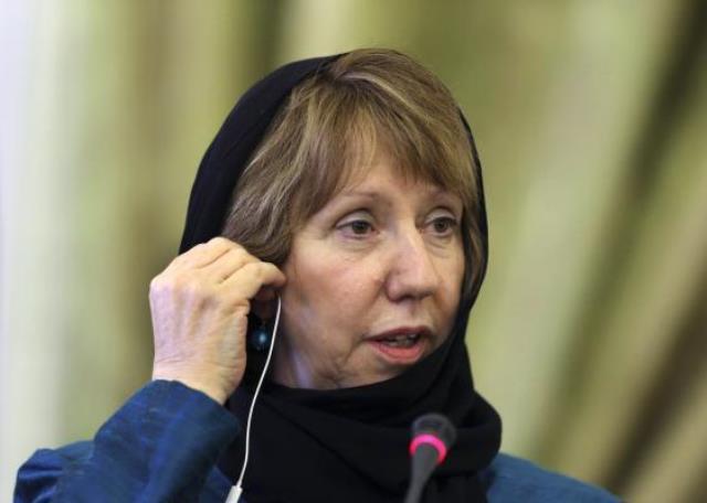 واکنش مقامات ایران به دیدار اشتون با فعالان حقوق زنان در تهران