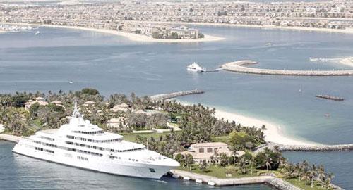 عربستان در راس فهرست گردشگران دبی در سال گذشته