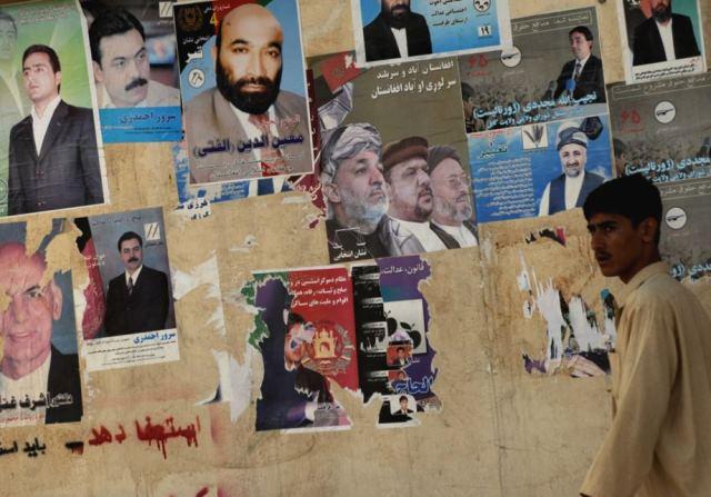 تاثیر اقوام در انتخابات ریاست جمهوری افغانستان