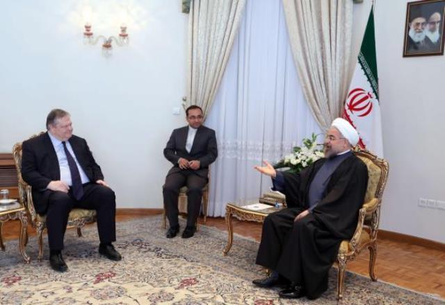 ایران آماده گفتگوهای استراتژیک با اتحادیه اروپا است