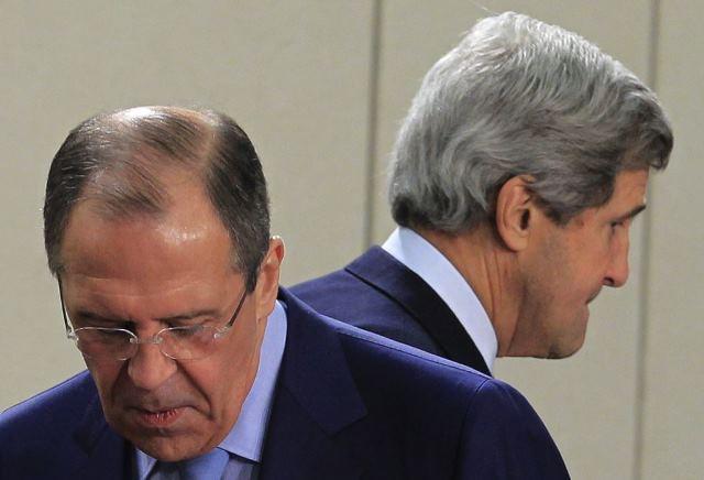 جان کری: تحریم روسیه تلاش ها درباره ایران و سوریه را بی اثر می کند