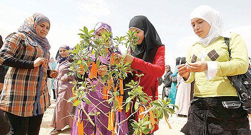 هشدار کمیساریای عالی پناهندگان نسبت به بحران جدید صدها هزار پناهنده سوری در اردن