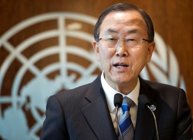 دبیر کل سازمان ملل کشته شدن مرزبان ایرانی را محکوم کرد