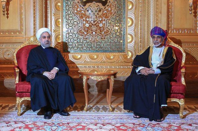 روحانی: روابط تهران – مسقط نمونه ای برای توسعه روابط کشورهای منطقه