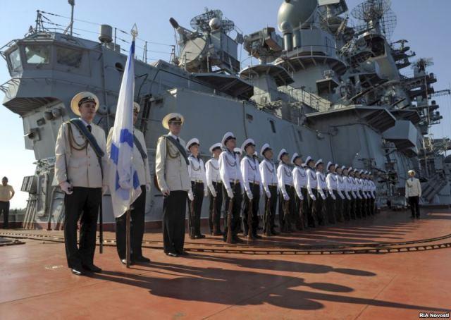 جایگاه پایگاه هاى دریایى کریمه وسوریه در سیاست دفاعى و خارجى روسیه