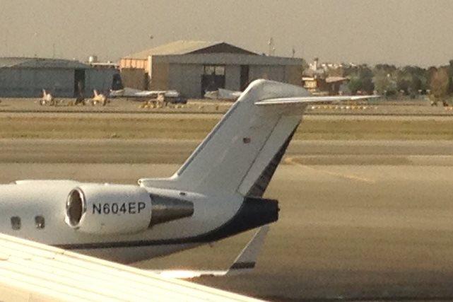 هواپیمای آمریکایی در مهرآبـاد چه میکنـد؟/تصویــر
