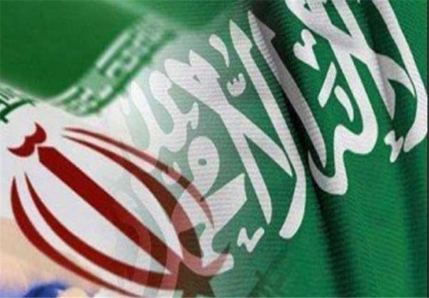 پرچم ایران و عربستان سعودی-عکس از خبرگزاری تسنیم