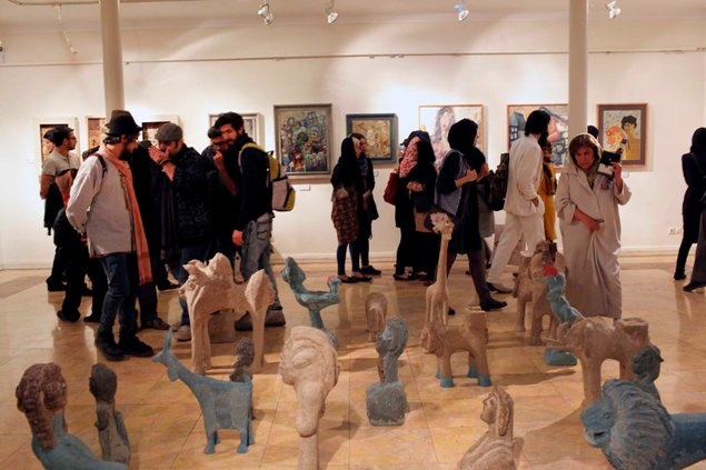 از فیشر آباد تا خانه ی هنرمندان