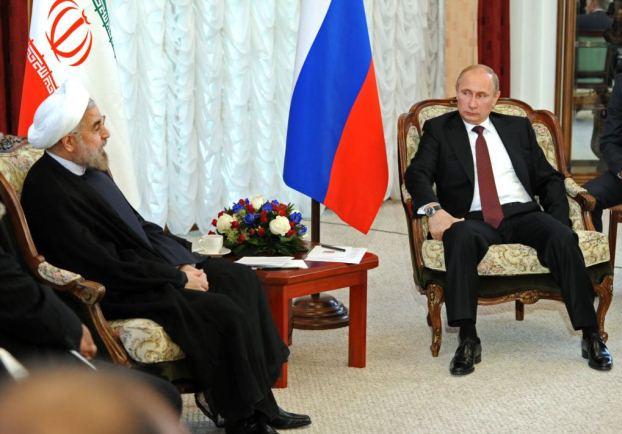 روابط ایران با روسیه در شرایط کنونی تقویت می شود