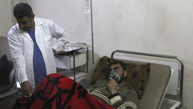 معترضان سوری: شواهدی مبنی بر حمله گاز کلر وجود دارد