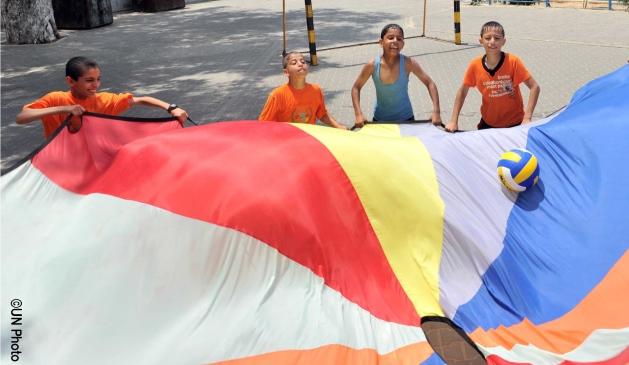 شش آوریل؛ روز بینالمللی ورزش برای صلح و توسعه