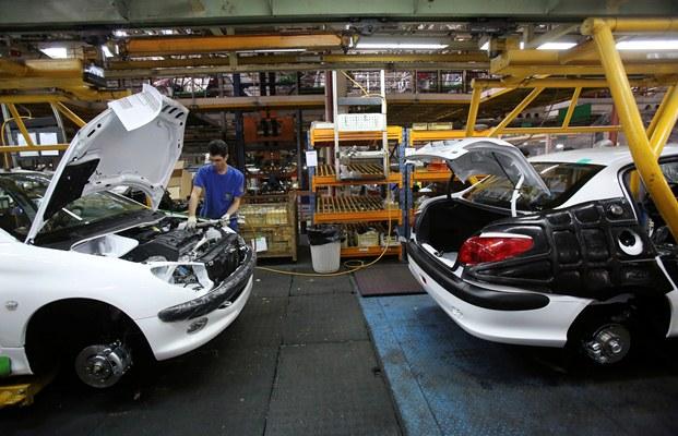 وزارت صنعت ایران: رشد صنعت از منفی ۱۰ به منفی ۲ درصد رسید