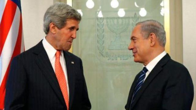 کری: در صورت توقف گفتگوها، اسرائیل به کشوری آپارتاید تبدیل می شود
