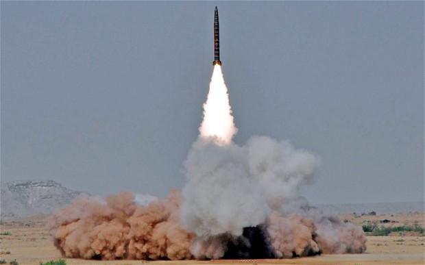 پاکستان تست موشک بالستیک را تایید کرد