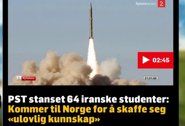 اجبار دانشجویان ایرانی به تغییر رشته در نروژ