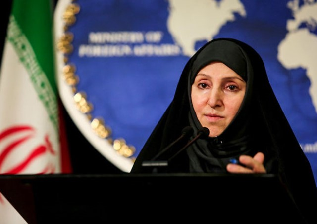 ایران تعیین شرط همکاری در عراق در ازای لغو تحریمها را تکذیب کرد