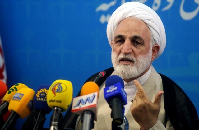 قوه قضائیه ایران برای 'تخریب کنندگان اموال زندان' اوین پرونده تشکیل می دهد