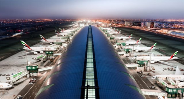 فرودگاه دبی گوی سبقت را از فرودگاه هیترو لندن ربود