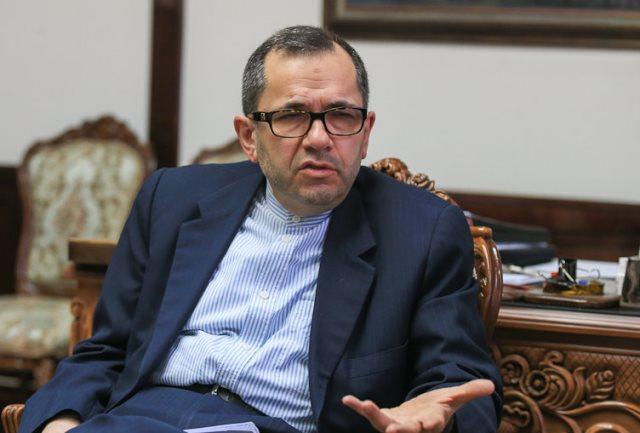 ایران از گروه ۱+۵ خواست به توافقات هسته ای پایبند باشد