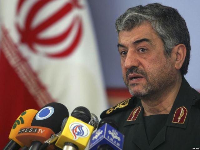 انتقاد فرمانده سپاه به ظریف درباره «امن تر شدن ایران»