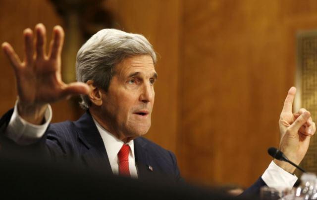 هشدار جان کری درباره قرارداد نفتی ایران و روسیه