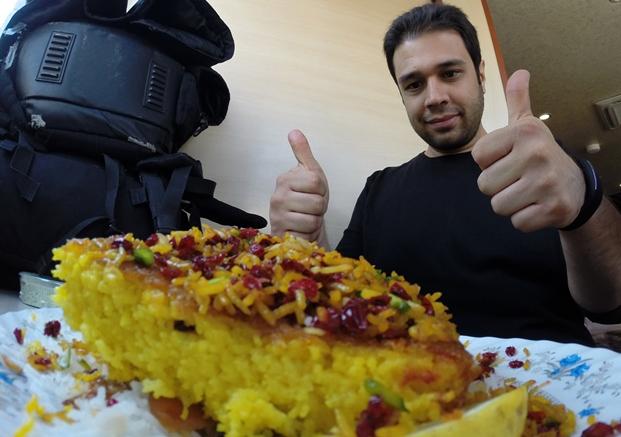 گشت وگذاری در رستورانهای پایتخت ایران