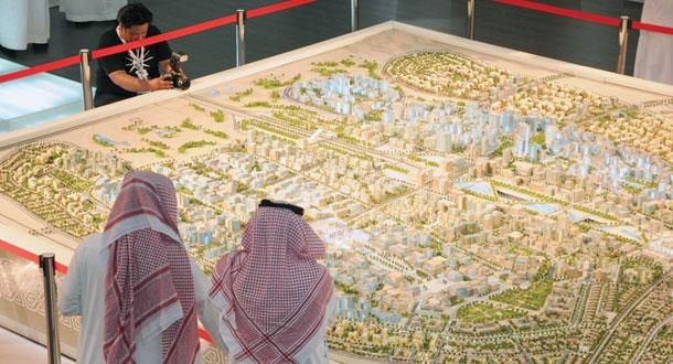 پروژه هایی که اجرای آن چشم انداز مسکن عربستان سعودی را تغییر خواهد داد