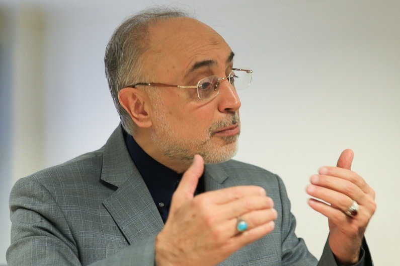 صالحی: ایران سانتریفیوژهای سرمسازی تولید می کند