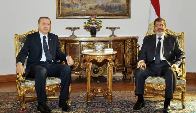 حمایت از اخوان المسلمین برای ترکیه بی فایده است