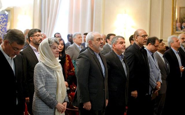 پس از ۱۰ سال غیبت، مدیرکل یونسکو به ایران آمد