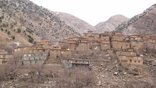 گزارش تصویری از روستاهای دره پنجشیر