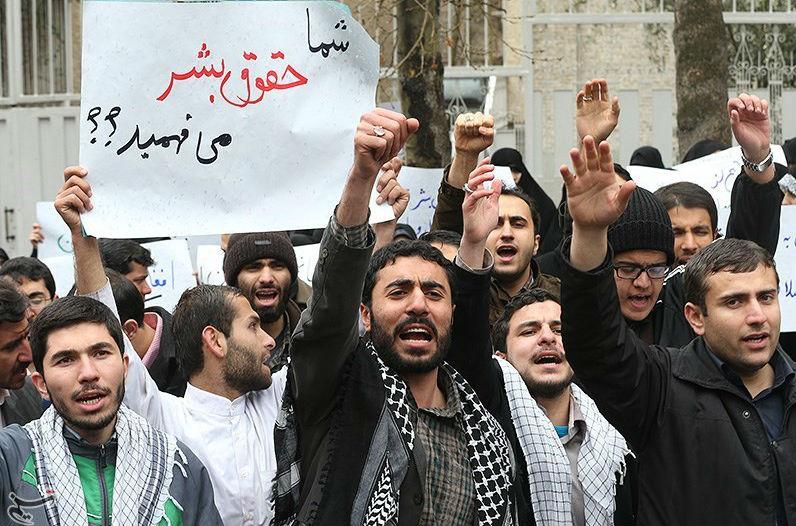 شماری از دانشجویان بسیجی قصد دارند دراعتراض به توافقنامه ژنو،در مقابل مجلس تجمع کنند
