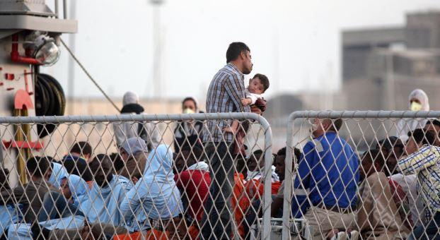 ۴۵۰۰ متقاضی پناهندگی در آلمان، بالاترین رقم در ده سال پیش