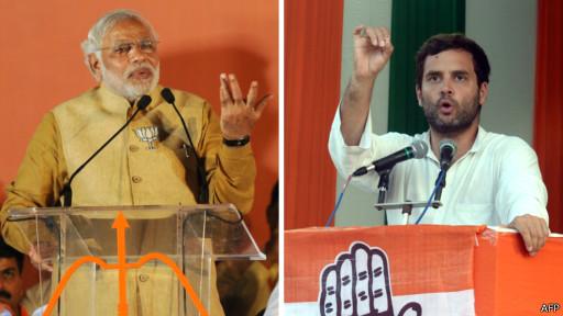 حزب حاکم کنگره هند شکست در انتخابات را پذیرفت