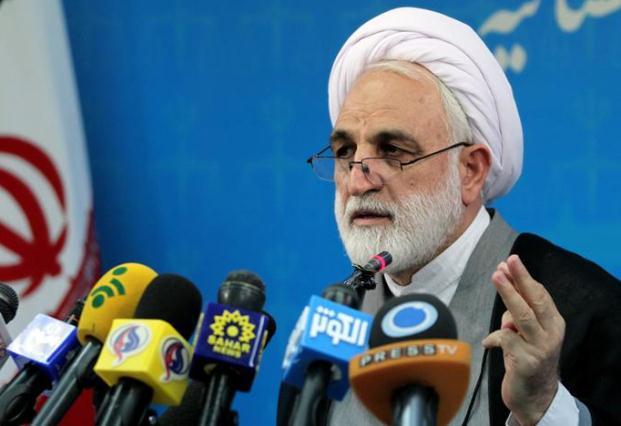 دادستان کل ایران: وزیر ارتباطات برای فیلتر نکردن واتس اپ پاسخگو باشد