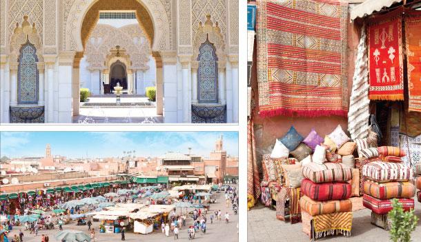 مراکش ششمین مقصد گردشگری در جهان