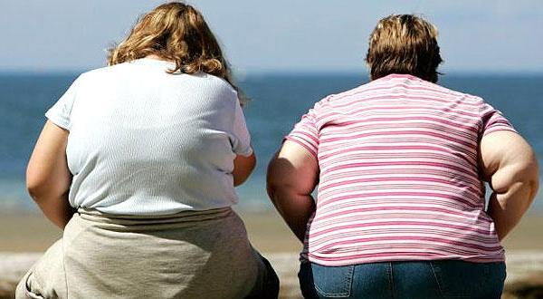 دختران بریتانیا صدرنشین لیست چاق ترین ها در اروپا