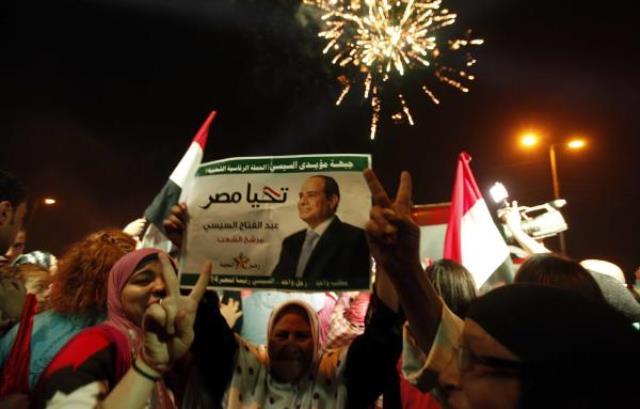 مصر؛ پیروزی قاطع السیسی در انتخابات ریاست جمهوری
