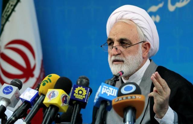 «یک معاون قوه قضائیه ایران هم در پرونده سه هزار میلیاردی تعقیب شده است»