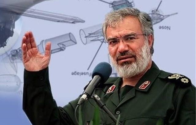فرمانده نیروی دریایی سپاه ایران: هدف ما نابودی نیروی دریایی آمریکا است