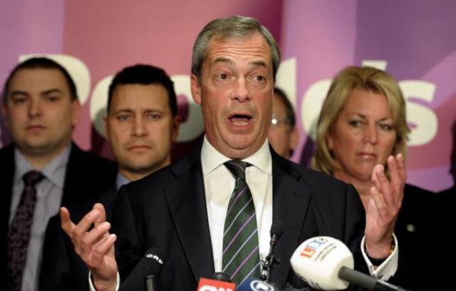 بریتانیا؛ پیروزی چشمگیر حزب مخالف بروکسل در انتخابات اروپایی