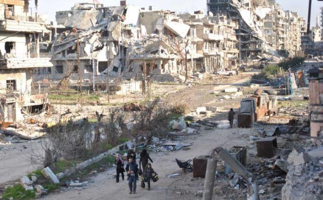 حمص، شهید سوریه