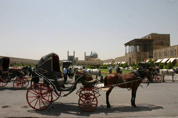 ایران در شوک ورود گردشگران غربی