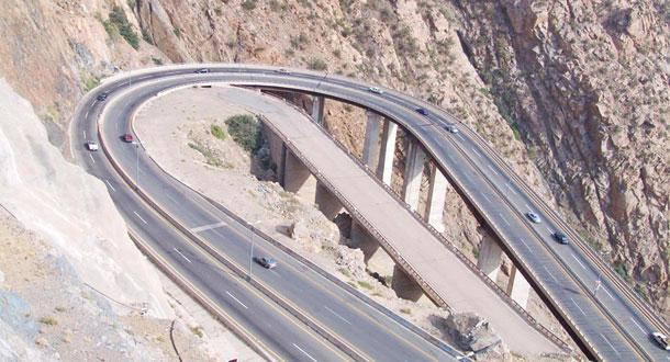 شریان های زمینی کشور عربستان، ۶۰ هزار کیلومتر راه آسفالت